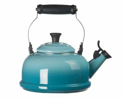 1 8 quart whistling teakettle