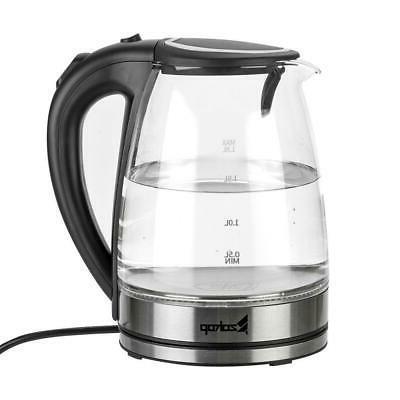 BPA-Free Glass Tea Water Fast
