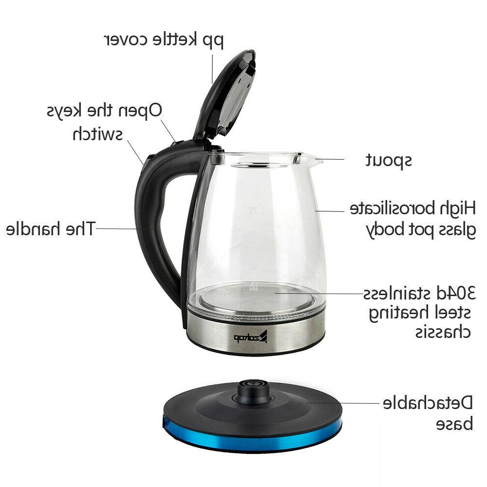 1.8L Electric Fast Boiling Tea Hot Pot