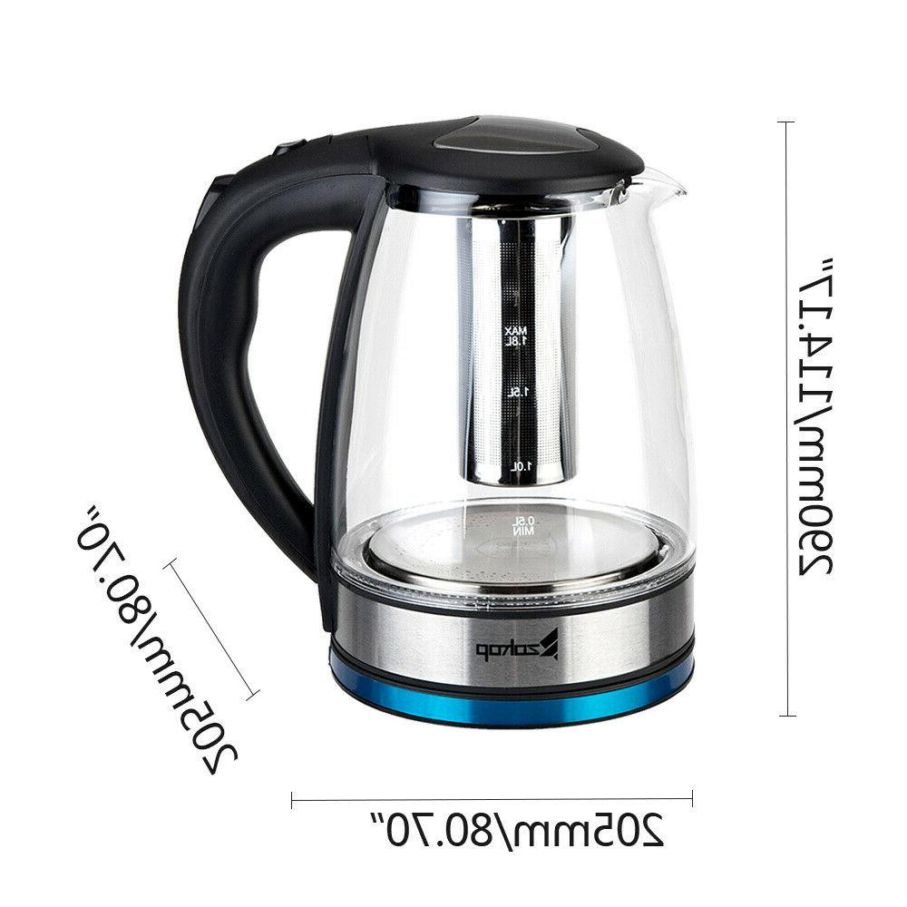 1.8L Fast Boiling Coffee Pot