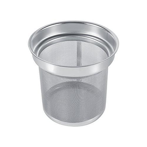 Funnytoday365 1 5L Steel Coffee Drip Kettle Teapot Strainer Steel Kettle Water Barista