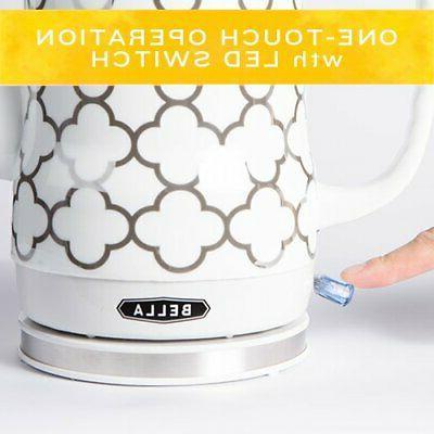 BELLA Ceramic Kettle Detachable