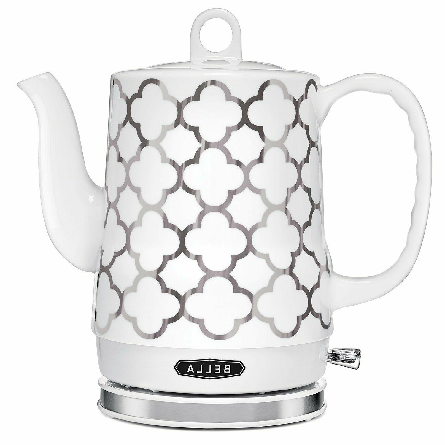 14522 cordless electric ceramic kettle 1 2l