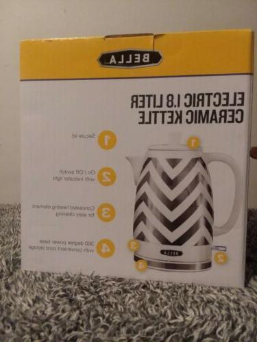 BELLA Electric Ceramic Tea &