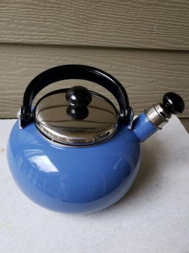 1994 blue 2 1 2 quart tea