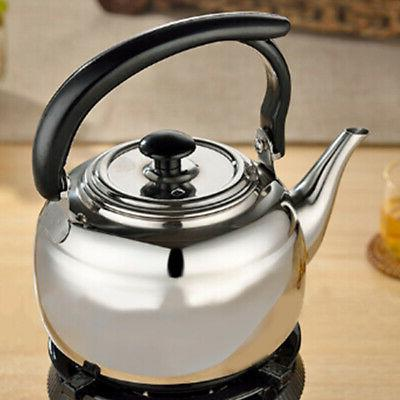 us stainless steel water tea pot coffee