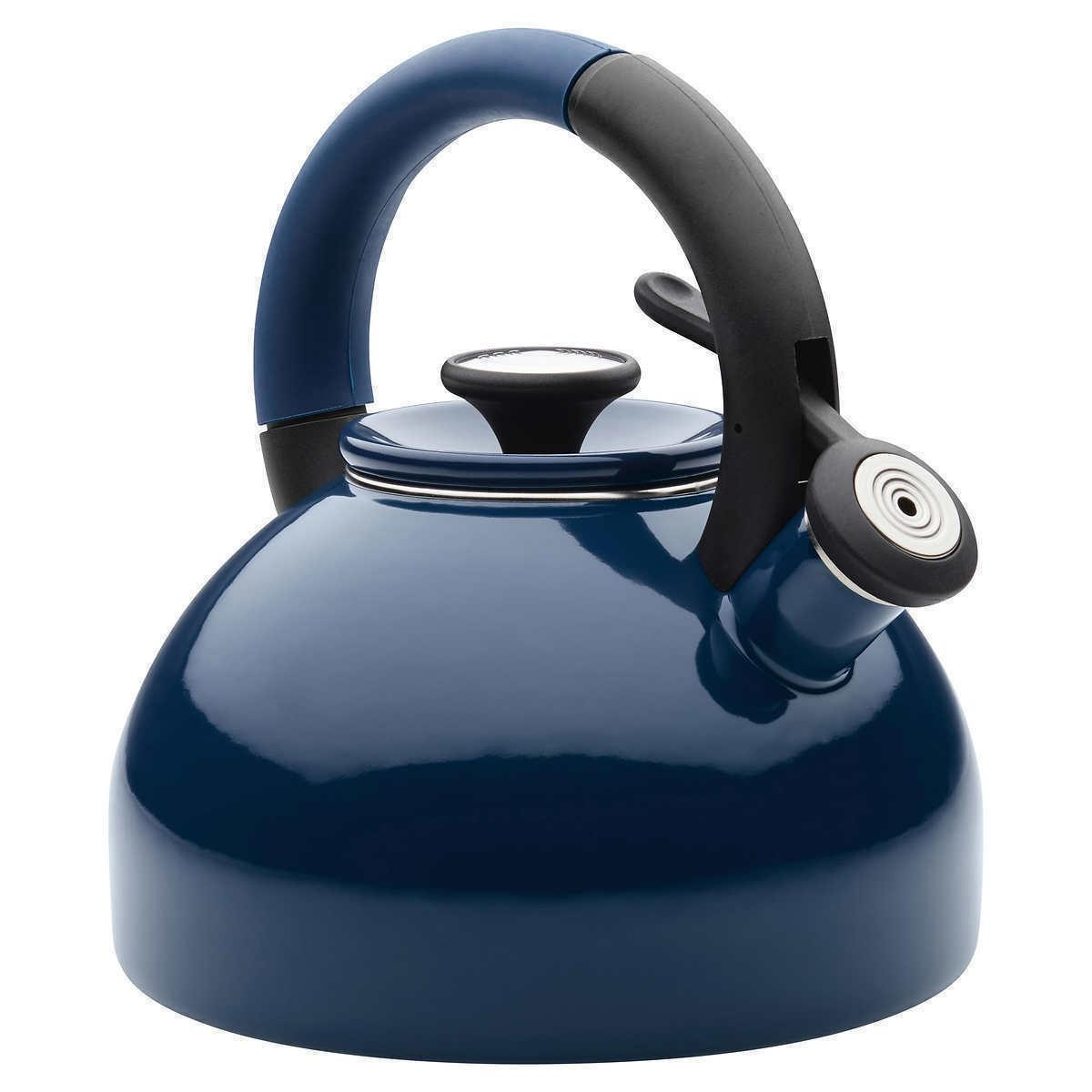 Tea Kettle Induction Whistling