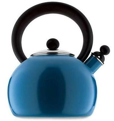 Copco 2503-1345 Bella Enamel-on-Steel Tea Kettle, 2-Quart, B