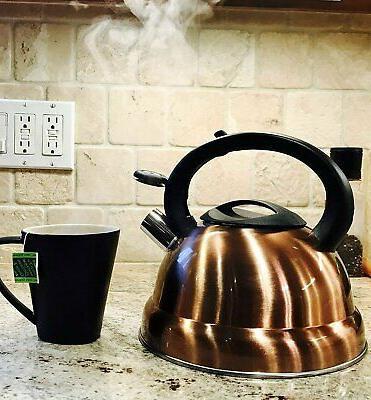 3 Kettle Steel Tea for...