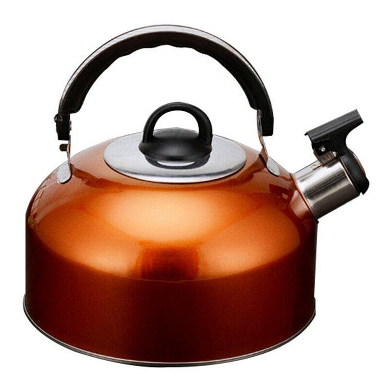 3L Whistling Kettle Stainless Steel US