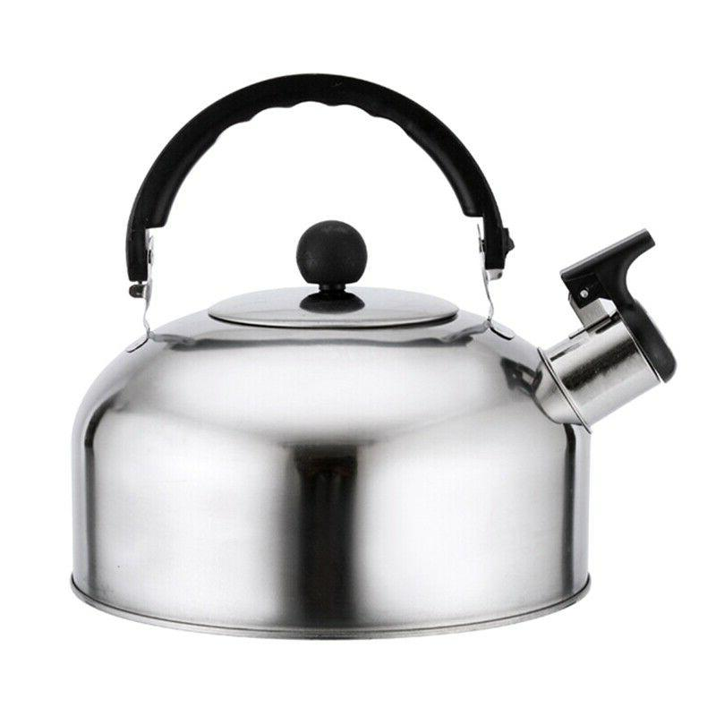 3L Whistling Tea Stainless US
