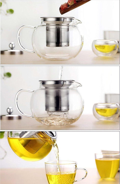 45 Teapot Set Stylish For Loose