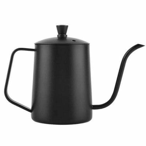 550ML Stainless Steel Spout Coffee Pot