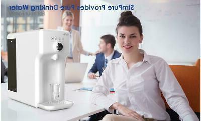 Electric Cold Dispenser Home Office Desktop Purifier