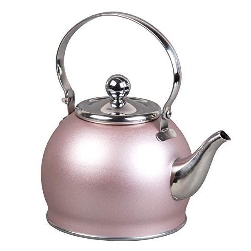 77098 royal stainless steel tea