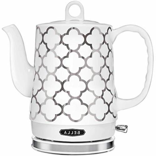 BELLA 1.2 Liter Ceramic with Detachable Dry