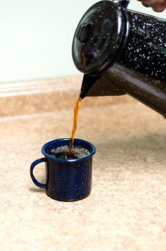 Granite Ware – Coffee, Tea, Boiler – For Quarts
