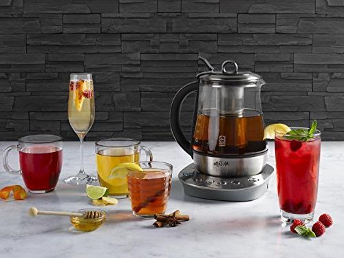 Mr. Coffee BVMC-HTKSS200 Tea Kettle, Stainless