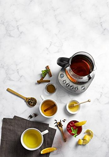 Mr. Hot Tea and Stainless