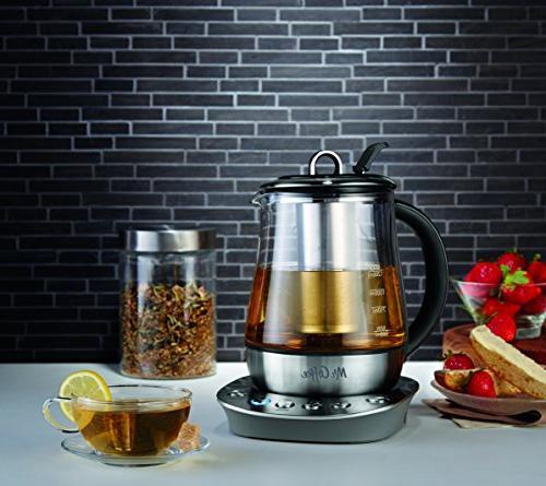 Mr. Tea Maker Stainless Steel