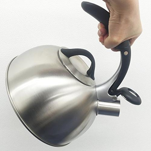OXO Good Me Kettle, Brushed Stainless