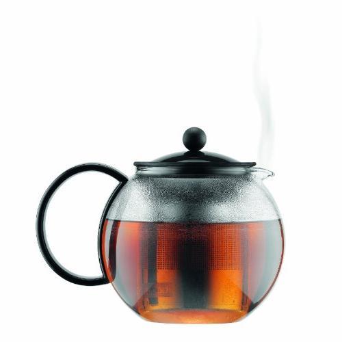 Bodum® 34-oz. Press Teapot Steel