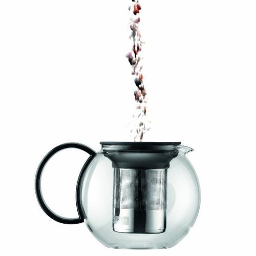 Bodum® Press Teapot Stainless Steel