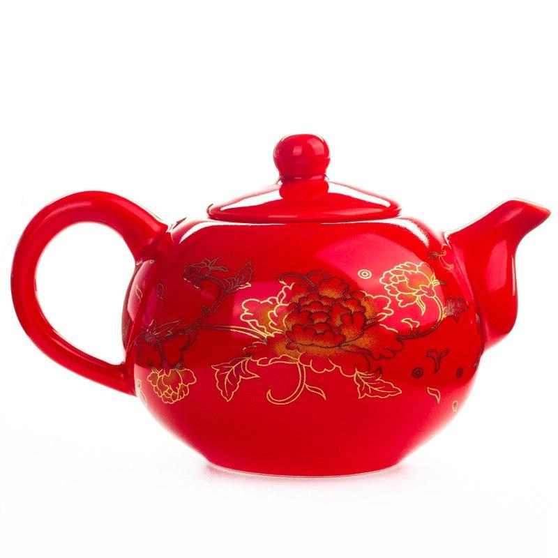 Black Chinese Dragon TeaPot Teapot easy <font><b>Ceramic</b></font> <font><b>Tea</b></font> Kung