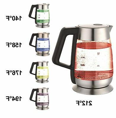 Electric Kettle, 1.8 Stainless
