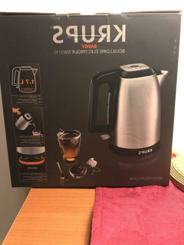 bw3110 savoy manual electric kettle
