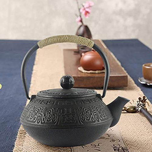 Hwagui - Japanese Cast Iron Stainless Black