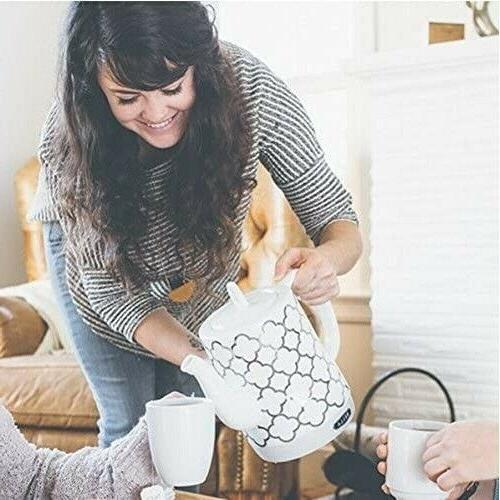 Ceramic Tea Electric Pot Stove Gift Watt