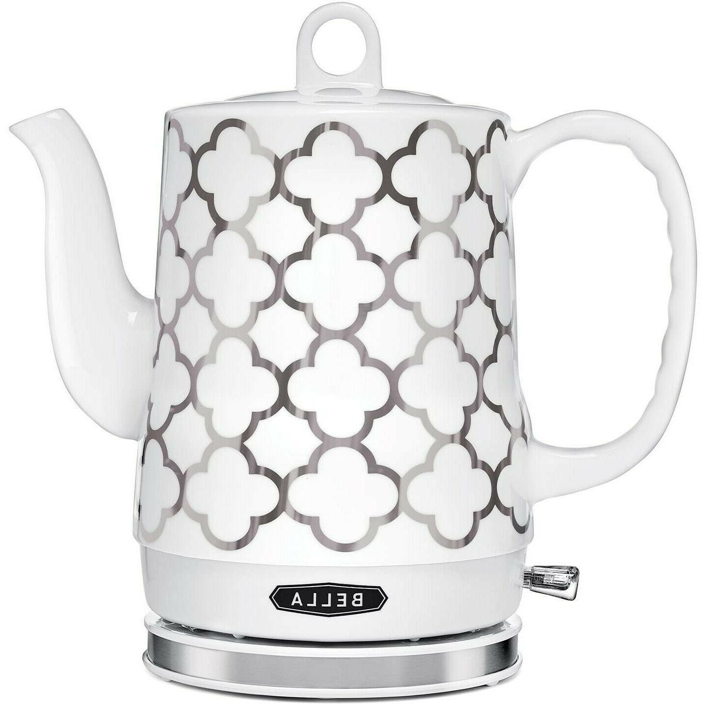 ceramic tea kettle electric pot water boiler