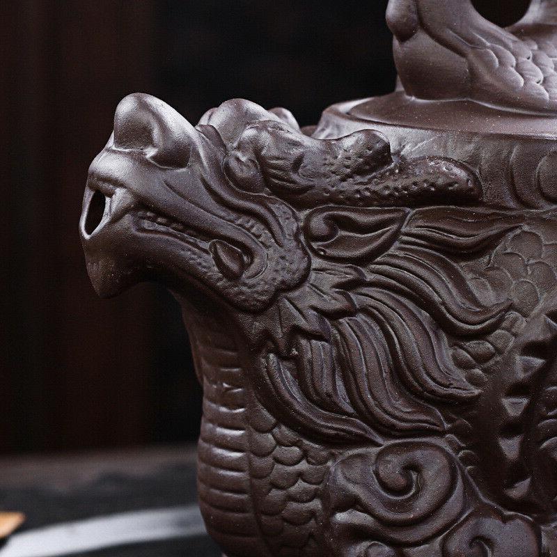 Ceramic Dragon Phoenix Tea tea tea set