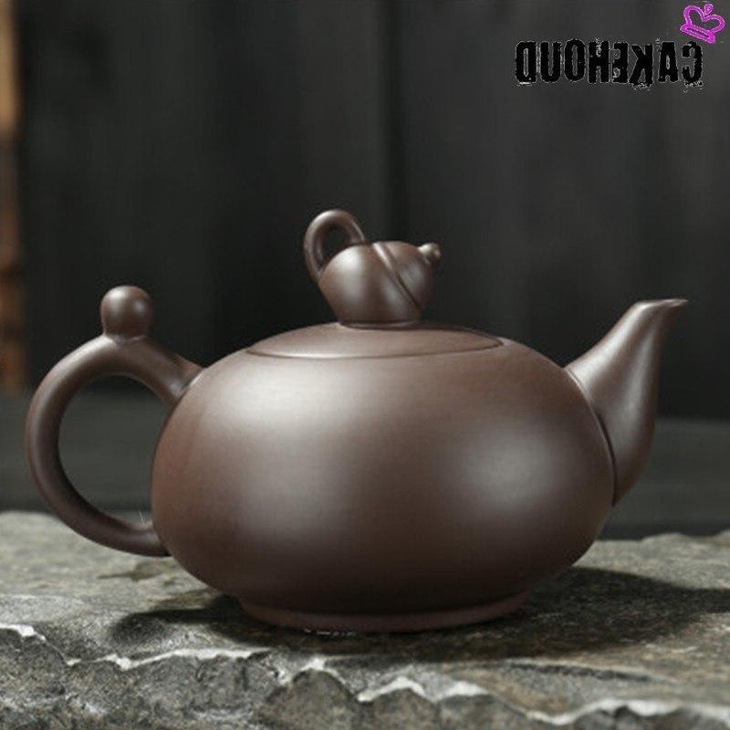 china yixing traditional handmade purple sand font