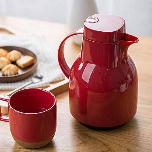 Coffee Maker Coffee Glass Insulation Pot Household Thermos
