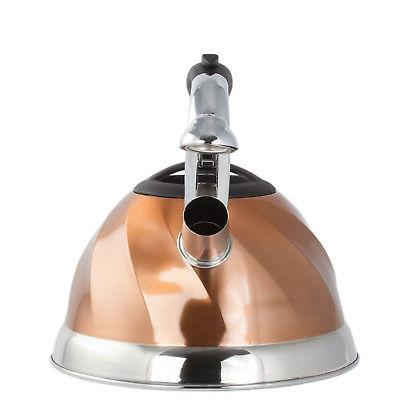 Copper Tea Kettle Tea Maker 2.8