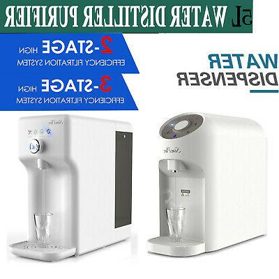 electric cold water cooler dispenser home office