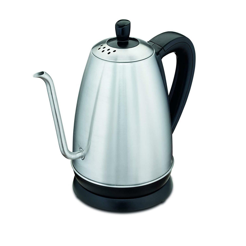 electric gooseneck kettle 1 2 liter 40899