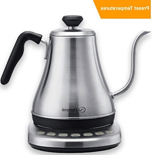 electric gooseneck variable temperature kettle