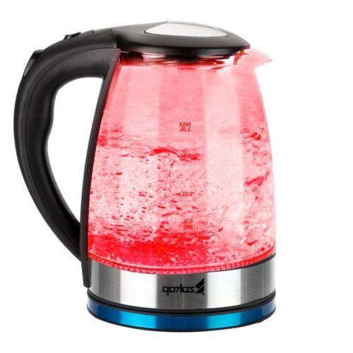 1500W Tea Light Fast Boiling