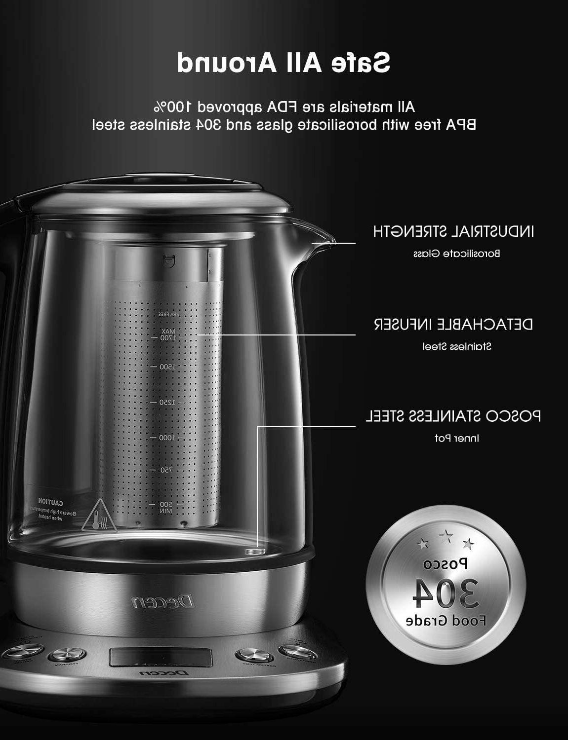Electric Tea Tea Maker