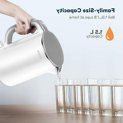 Electric Wall Cool Touch Tea Kettle