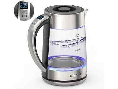 electric kettle fast boiling glass tea kettle