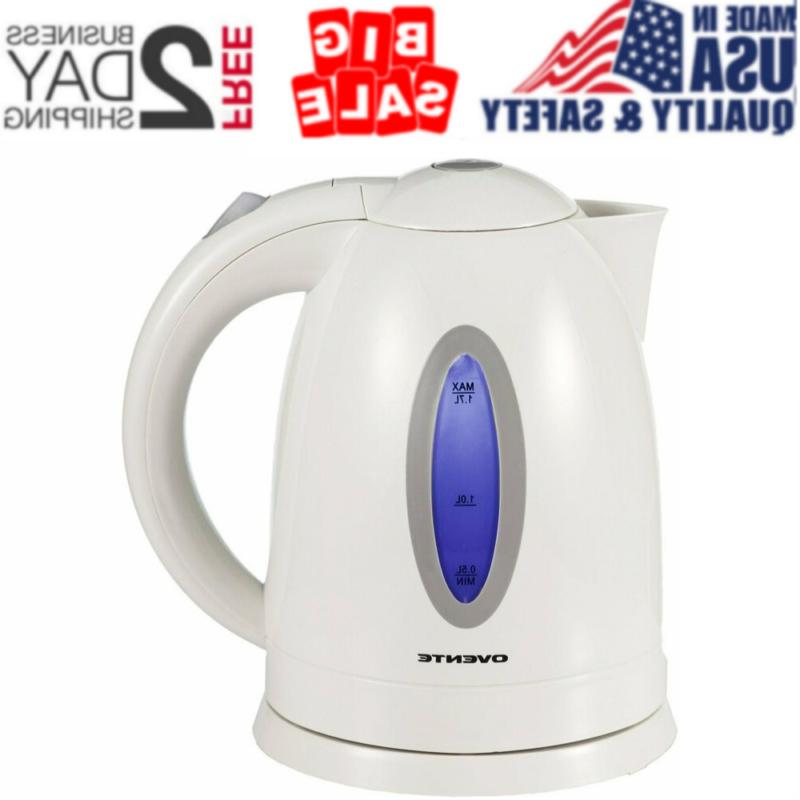 electric tea kettle fast heating kitchen pot