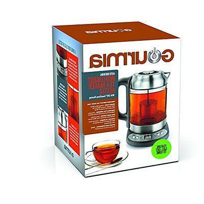 Gourmia Glass Tea With In Precise Steeping 2