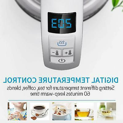 2 Electric With Infuser Tea 1500W