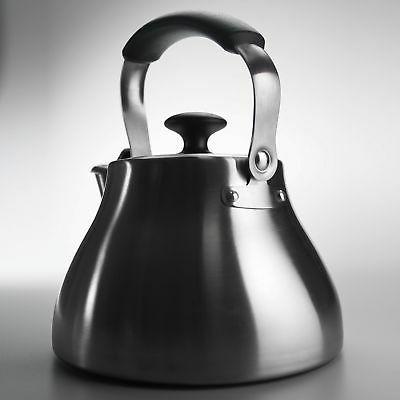 OXO Good Grips Classic Tea Kettle, Brushed