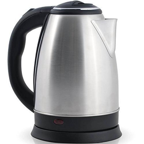 grade electric tea kettle huge