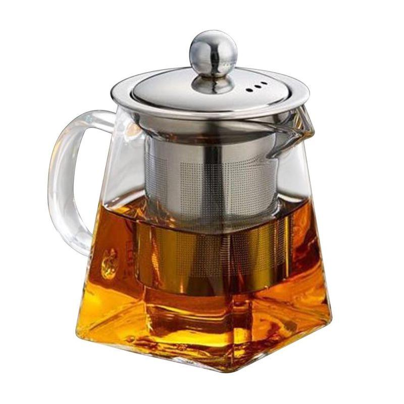 Heat Resistant with Filter Infuser Tea
